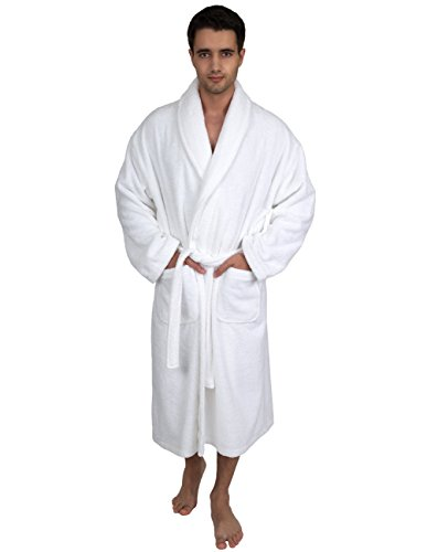 TowelSelections Organic Cotton Bathrobe Turkey