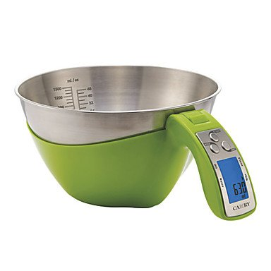 Portable Measuring Cup Scale EK6550 (5kg, 1g)