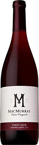 カリフォルニアワイン マクマレー セントラルコースト ピノノワール 750ml