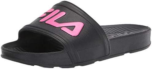 Fila Unisex-Kids Sleek Slide Sandal