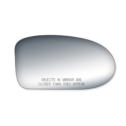 Fit System 90068 Buick/Oldsmobile Passenger Side Replacement Mirror Glass (Buick Lesabre Mirror Glass)