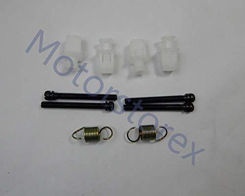 MotorStorex - Headlight Adjust screw set for Toyota Hilux 4Runner LN50 LN56 LN60 LN85 LN106 Pickup -