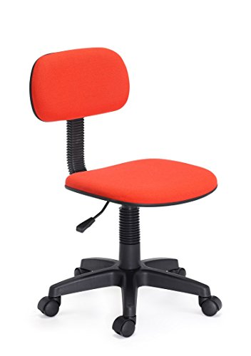 hodedah-armless-task-chair-red