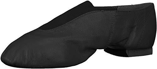 Bloch Super Jazz Dance Shoe S0401L, Black, 8.5 M US