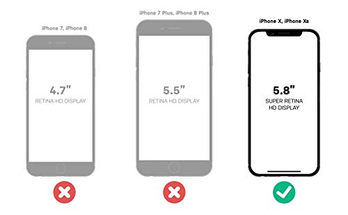 OtterBox SYMMETRY SERIES Case for iPhone XS & iPhone X
