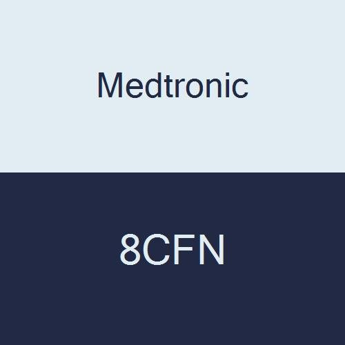 Covidien 8CFN Tracheostomy Tube, Inner Cannula, Fenestrated, Cuffless, 81 mm Length, Size 8