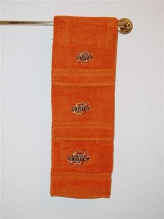 Championship Home Accessories Oklahoma State Cowboys 3 Piece Bath Towels