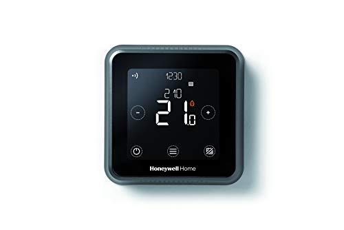 Honeywell Home T6 – Termostato programable Inteligente, WiFi, Montaje en Pared, Negro