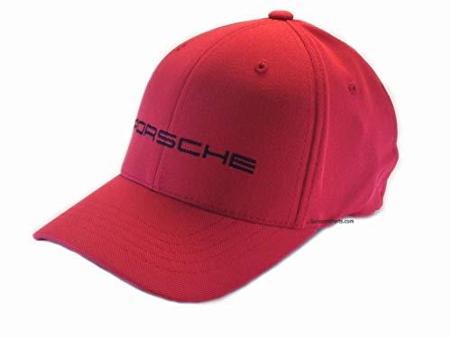 (Porsche Z Cap Red)