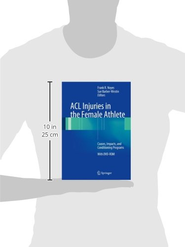 Image of ACL Injuries in the Female Athlete: Causes, Impacts, and Conditioning Programs