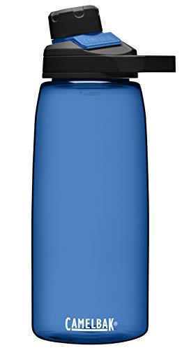 CamelBak Chute Mag Water Bottle - BPA-Free Water Bottle - Magnetic Handle - Ergonomic Spout - Wide Mouth Opening - Water Bottle - Easy to Carry Handle - 0.4 to 1.5 Liters