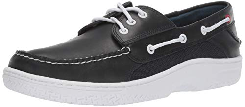 SPERRY Men's Billfish 3-Eye Boat Shoe, Navy, 9 M US (Sperrys Loafers Men)