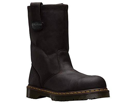 Dr. Martens Work 2295 Rigger Gaucho Volcano UK 11 (US Men's 12) Wide