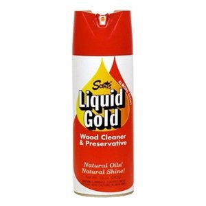 Scotts Liquid Gold Wood Cleaner (Packaging may vary)