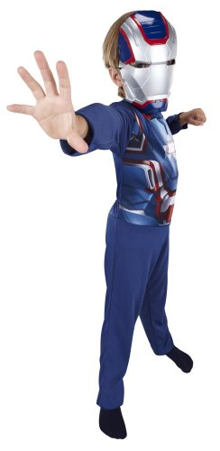 [Iron Man 3 Patriot Full Dress Up] (Iron Man 3 Costumes Kids)