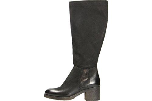 Tamaris 1-1-25540-27/001 - Botas de Piel para mujer negro negro negro