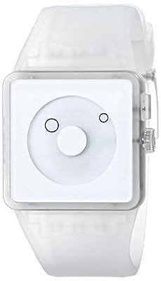 Nixon Men's A1161779-00 Newton Analog Display Japanese Quartz White Watch
