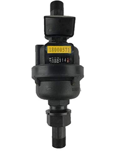 DAE PVM-75 Positive Displacement, Plastic Water Meter, 3/4