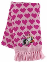 Lucy Peanuts Halloween Costumes (Peanuts Licensed Lucy Scarf in Pink)