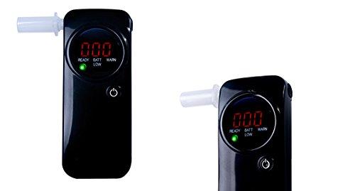Manuel dutilisation de AlcoSAFE CA10FS Pro Breathalyzer Pr/écision de qualit/é de police