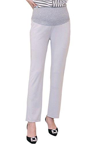 Bozevon Pantaloni Autunno Donna Maternit Di rrH6wxPUqp
