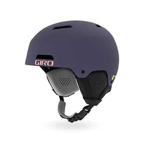 Giro Ledge MIPS Snow Helmet Matte Midnight/Peach SM 52–55.5cm -