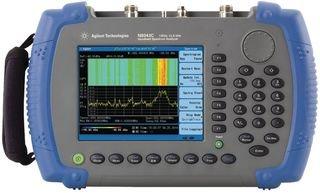 N9343C-Spectrum Analyzer, Handheld, 1MHz to 13.6GHz, 20 dBm, 207 mm, 318 mm, 69 mm