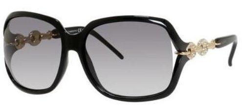 Gucci Sunglasses - 3584 / Frame: Black Lens: Gray - 2014 Gucci Sunglasses