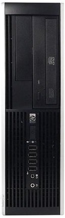 2018 HP Elite 8300 SFF Small Form Factor Business Desktop Computer, Intel Quad-Core i7-3770 up to 3.9Ghz CPU, 8GB RAM, 256GB SSD, DVD, USB 3.0, Windows 10 Professional (Certified Refurbished)