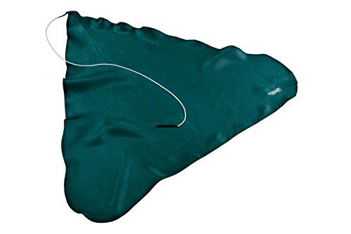 Hodge Silk Clarinet Swab, Green by Hodge (Image #1)