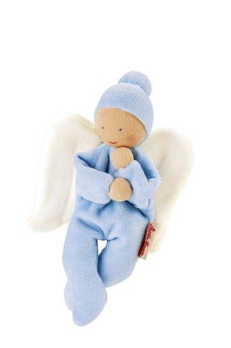 Kathe Kruse Nickibaby Angel Grabbing Toy Baby Doll, (Grabbing Toy)