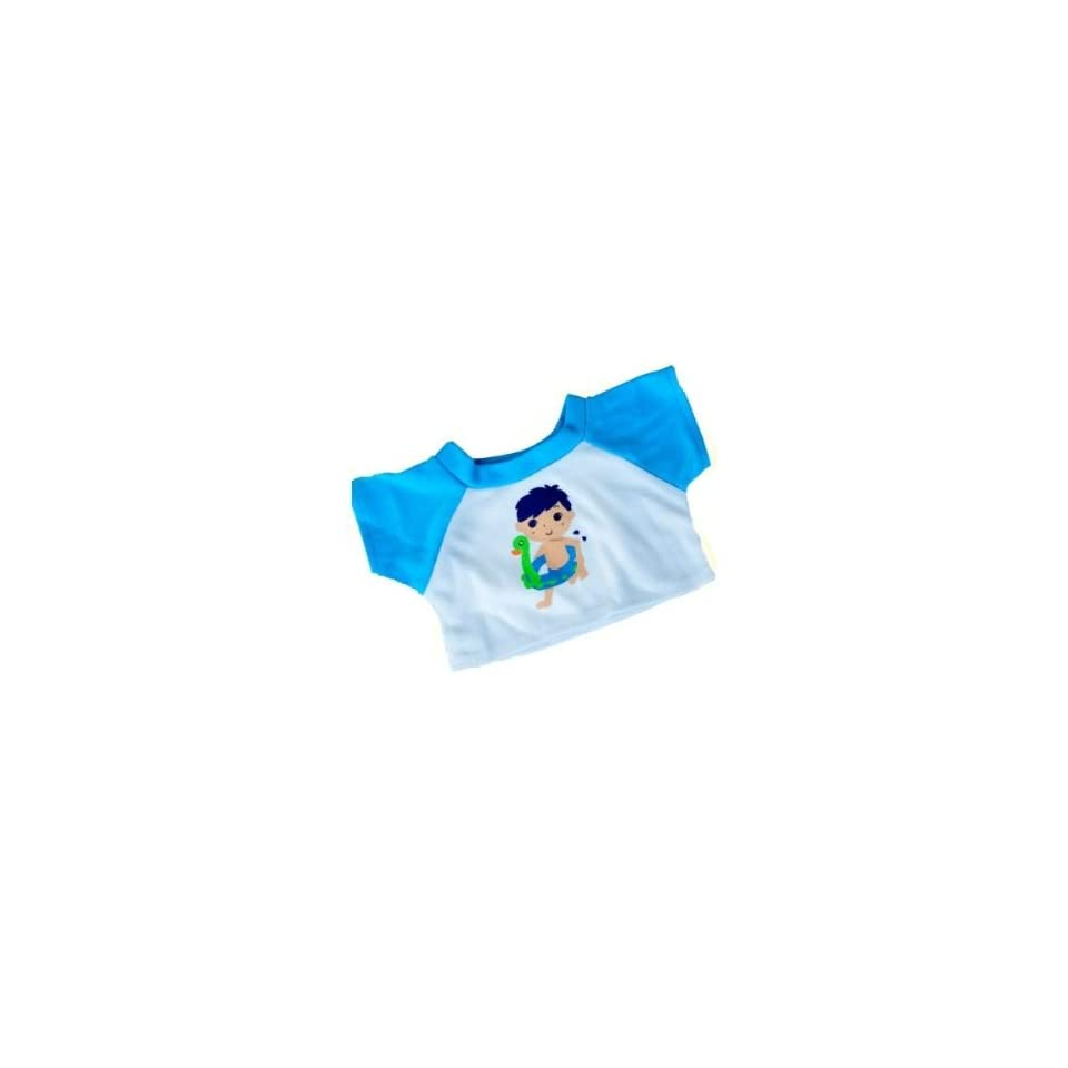 Beach Boy T Shirt Outfit Teddy Bear Clothes Fit 14   18 Build a bear, Vermont Teddy Bears, and Make Your Own Stuffed Animals