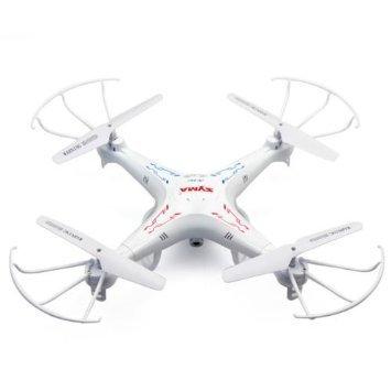 SYMA 2.4Ghz 6-Axis Gyro RC Quadcopter Drone UAV RTF UFO with 2MP HD Camera X5C-1