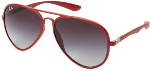 Ray Ban Red Sunglasses