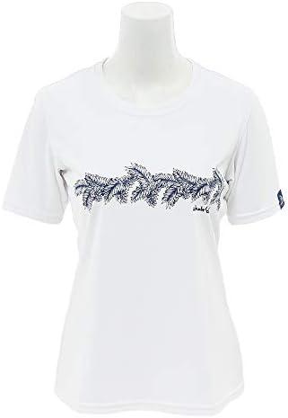 (ホールアース) KOKAGE FERN Tシャツ WE21HA24WHT