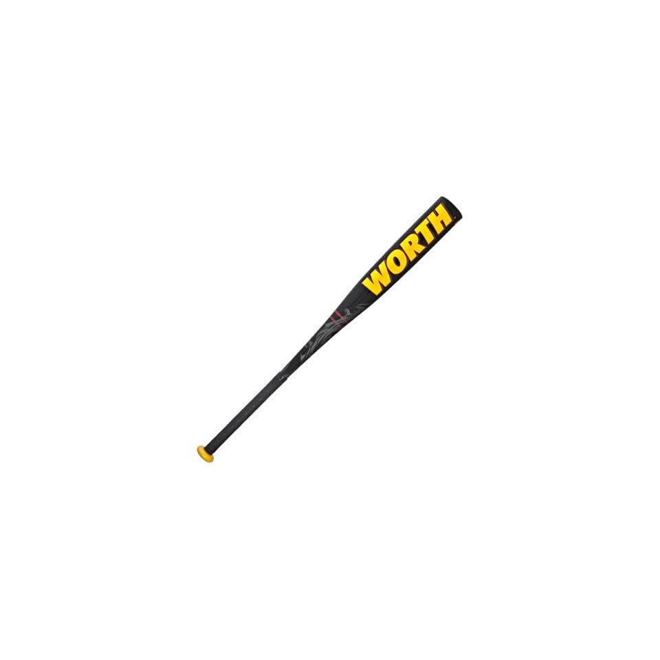 Worth SL454 29/20 Senior League Baseball Bat (29 Inch)