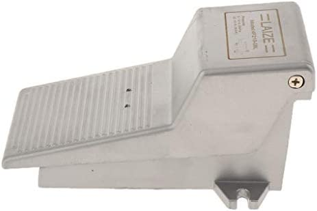 エアフットペダルバルブ2ポジションエアペダルバルブフットコントロールエアスイッチ - 1