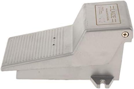 D DOLITY 滑り止め 空気 フィート ペダル弁の空気 スイッチ アルミ - 3