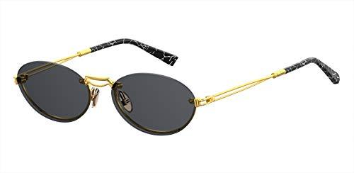 Max Mara MM Bridge II Gold/Grey 54/17/140 Women Sunglasses (Max And Mara)
