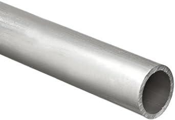 Aluminum 6063-T52 Round Tubing