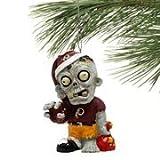 Washington Redskins NFL Zombie Christmas Ornament