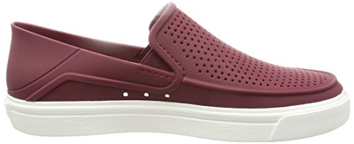 Crocs Damen Citilane Roka Slip-on Sneakers Donna Braun (granata)