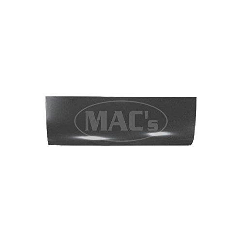 MACs Auto Parts 48-26619 Pickup Truck Lower Door Skin Patch Panel - 11 High - Outer - Lower Door Outer Skin