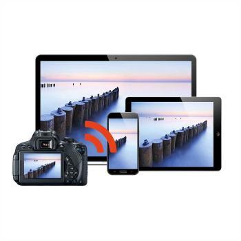 Sofortige Fotoübertragung und Cloud-Synchronisierung