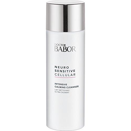DOCTOR BABOR Intensive Calming Cleanser, milde Reinigungsmilch, schonende Reinigung für extrem trockene, empfindliche Haut, 1 x 150 ml