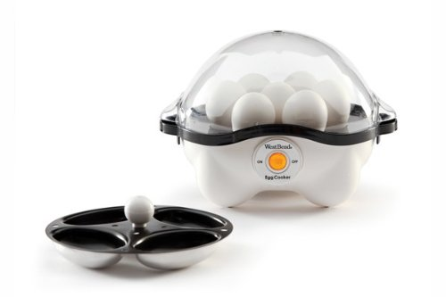 West Bend 86628 Automatic Egg Cooker