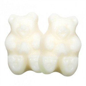 Gummi Bears 1LB (White Strawberry-Banana)