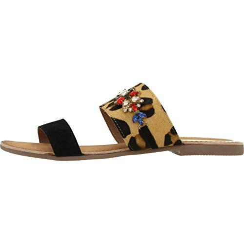 Para 48933g Mujer Gioseppo Modelo Gioseppo Colores Varios Color leopardo Sandalias Mujer Y Chanclas Marca HECaH4qw