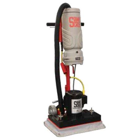 Square Scrub EBG-20CV Surface Preparation w/HEPA Dry Vac Kit -(1 EACH)