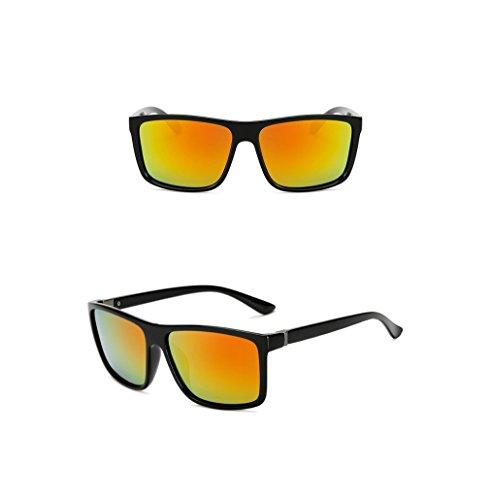 de YANJING Espejo de Sol Gafas Controlador Moda Sol de Color Gafas de Moda polarizadas Sol CUIYAN Conducción nuevos 3 de Gafas 3 de Hombres v8RxvrFwq